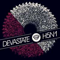 Devastate - H5N1        on Clubstream red
