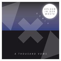 A Thousand Vows - Urlaub in der Remixwüste        on Clubstream mareld